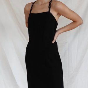 Vintage 90s Style Dress
